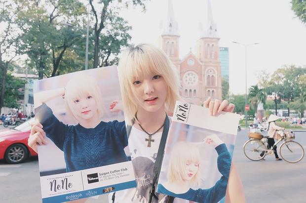 Hot girl Nene đình đám của Thái khoe ảnh tung tăng du hí ở Sài Gòn - Ảnh 9.