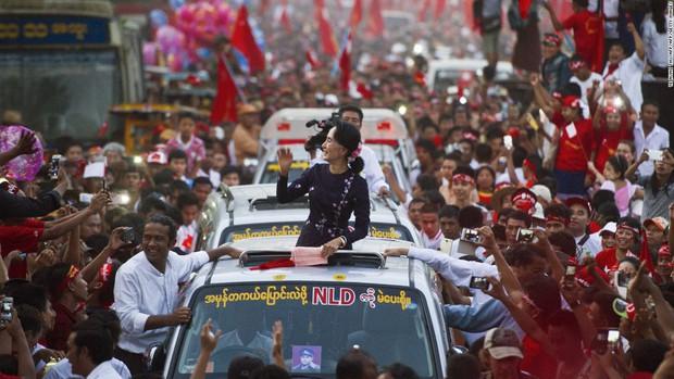 Những nữ chính trị gia quyền lực nhất trên thế giới - Ảnh 3.