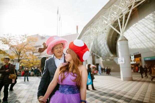 Lặn lội sang Nhật Bản chụp ảnh cưới, cặp đôi Trung Quốc nhận về toàn... thảm họa - Ảnh 3.