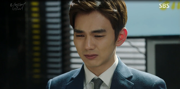"""""""Remember"""": Yoo Seung Ho nghẹn lời khi đã giải oan cho cha thành công - Ảnh 3."""