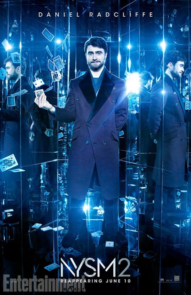 Now You See Me 2 tiếp tục khiến khán giả phát cuồng với những màn ảo thuật huyền diệu - Ảnh 4.