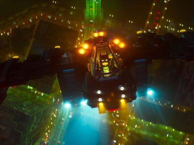 Kỵ Sĩ Bóng đêm cô độc trong LEGO Batman Movie - Ảnh 4.