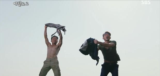 """""""Come Back Mister"""": Chết cười khi Bi Rain """"múa may"""" quay cuồng, cầu cứu ở đảo hoang - Ảnh 3."""