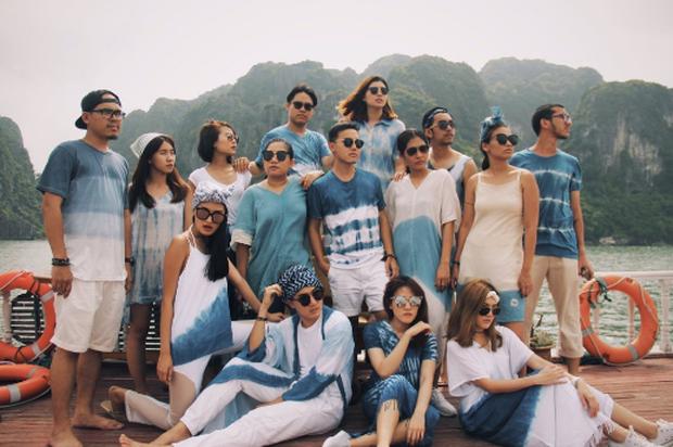 Đi Thái Lan, nhóm bạn Việt Nam diễn lại bộ ảnh du lịch chất lừ như tạp chí thời trang - Ảnh 2.