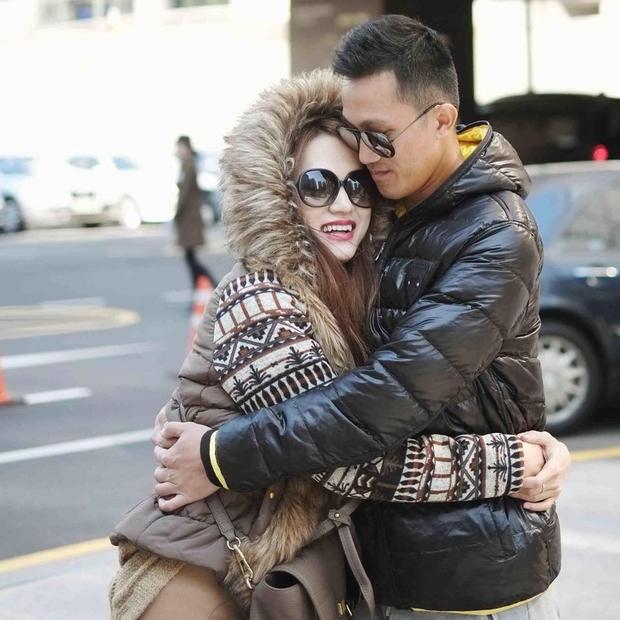 Hương Giang Idol xác nhận đã chia tay bạn trai Criss Lai trước khi tham gia Cuộc đua kỳ thú 2016 - Ảnh 1.