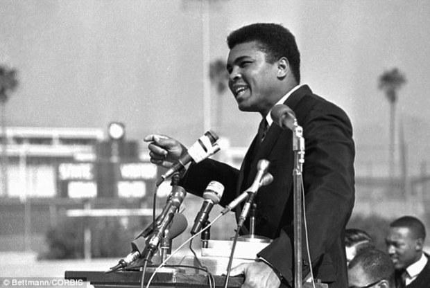 Có một Muhammad Ali đầy mạnh mẽ trong lòng Tổng thống Mỹ Barack Obama - Ảnh 3.