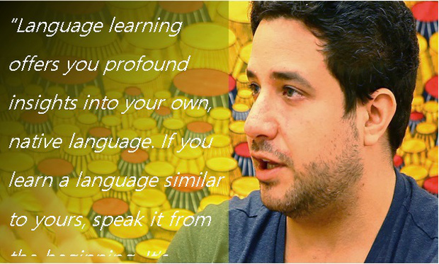 """Hãy để """"bí kíp"""" của anh chàng thông thạo 11 thứ tiếng tiếp lửa khám phá ngoại ngữ của bạn - Ảnh 3."""