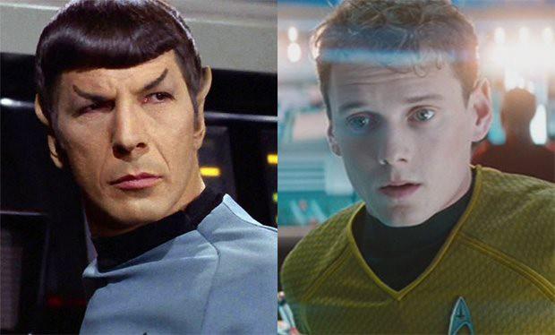 13 khoảnh khắc thú vị trong 3 phần phim Star Trek mới nhất - Ảnh 17.