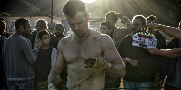 Matt Damon - Viên ngọc giản dị được cưng chiều của Hollywood - Ảnh 8.