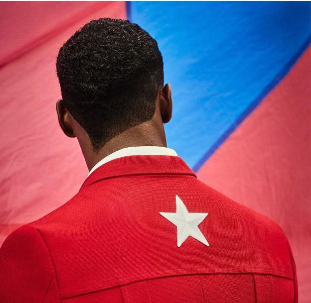 Tưởng chừng đơn giản nhưng đồng phục của Cuba tại Olympic được thiết kế bởi hãng thời trang danh giá Christian Louboutin - Ảnh 1.