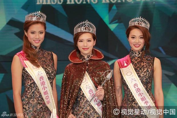 Chưa kịp gây tiếng vang, Hoa hậu Hong Kong 2016 đã bị lu mờ trước vẻ trẻ đẹp của mẹ mình - Ảnh 10.