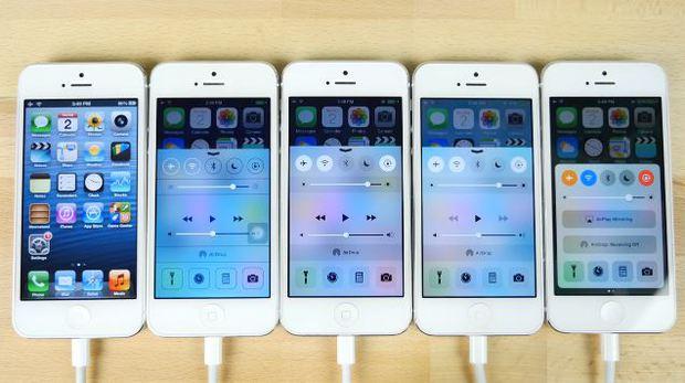 Đại chiến 5 đời iOS: mới chưa chắc đã nhanh! - Ảnh 4.