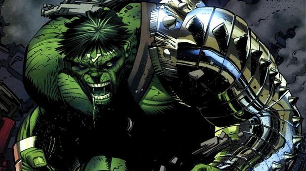 Hội Iluminati sẽ xuất hiện trong phim siêu anh hùng Doctor Strange? - Ảnh 4.
