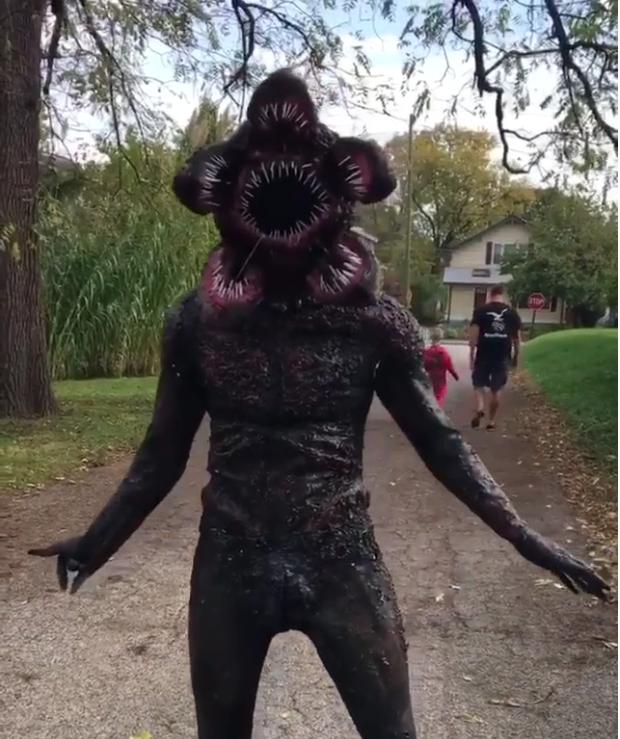 Cười không nhặt được mồm với những màn hóa trang bá đạo nhất mùa Halloween 2016 - Ảnh 3.