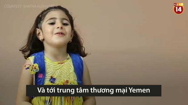 Nếu trở thành Tổng thống, cháu sẽ làm gì? và câu trả lời nghẹn ngào của trẻ em Yemen - Ảnh 4.