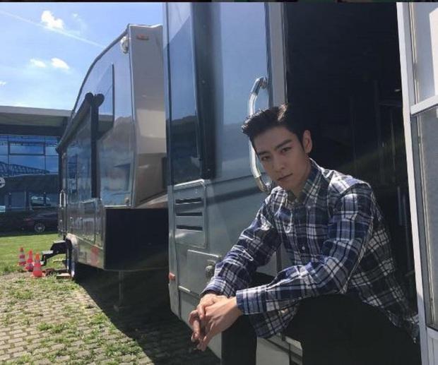 T.O.P ngầu không khác siêu anh hùng trên màn ảnh rộng - Ảnh 3.