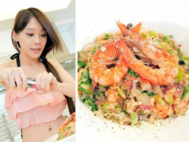 Không chỉ xinh đẹp mà còn giỏi nấu nướng, cô Thạc sỹ Kinh tế bỗng nổi như cồn trên mạng xã hội - Ảnh 3.