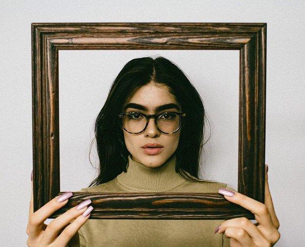 Sau bao năm tự ti vì lông mày sâu róm, người mẫu 17 tuổi ước: Giá như tôi biết trân trọng nó sớm hơn - Ảnh 4.