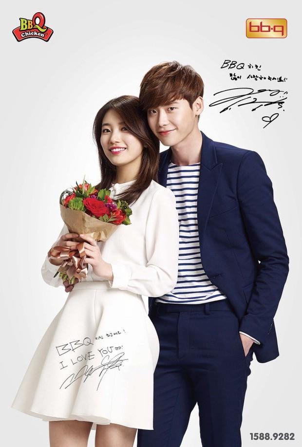 Suzy trở thành người tình màn ảnh của Lee Jong Suk trong phim mới - Ảnh 3.