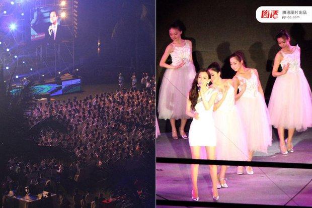 Những đám cưới toàn vàng ròng ở Trung Quốc luôn khiến người ta phải choáng ngợp - Ảnh 3.