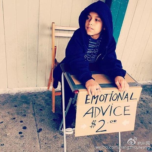 Không thể tin nổi cậu bé 11 tuổi với gương mặt non nớt này lại là một chuyên gia tư vấn tình cảm - Ảnh 7.