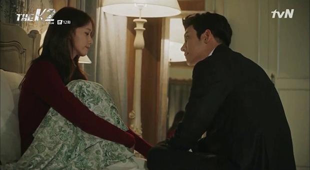 """""""K2"""": Thân phận thật sự của Yoona đã được tiết lộ - Ảnh 4."""
