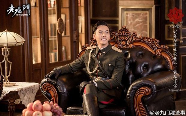 Triệu Lệ Dĩnh, Trần Vỹ Đình đồng loạt khoác áo lông sang trọng trong Lão Cửu Môn - Ảnh 13.