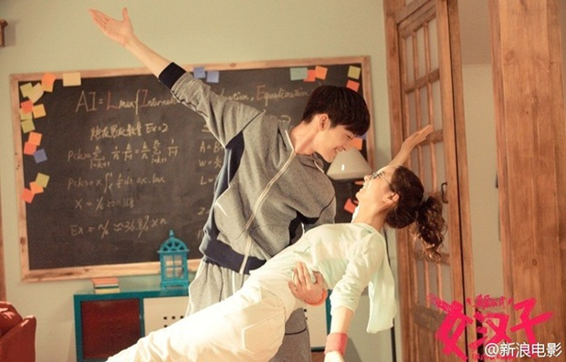 Triệu Lệ Dĩnh cưỡng hôn Trương Hàn trong khi Hoắc Kiến Hoa bê bết máu - Ảnh 10.