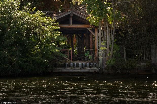 Hình ảnh ghê rợn bên trong công viên nước bỏ hoang 15 năm của Disney - Ảnh 26.