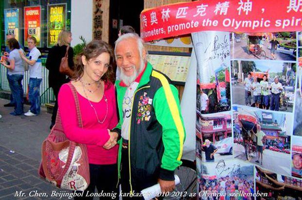 Gặp cụ ông nông dân 60 tuổi đạp xe từ Trung Quốc tới Olympic Rio 2016 - Ảnh 3.