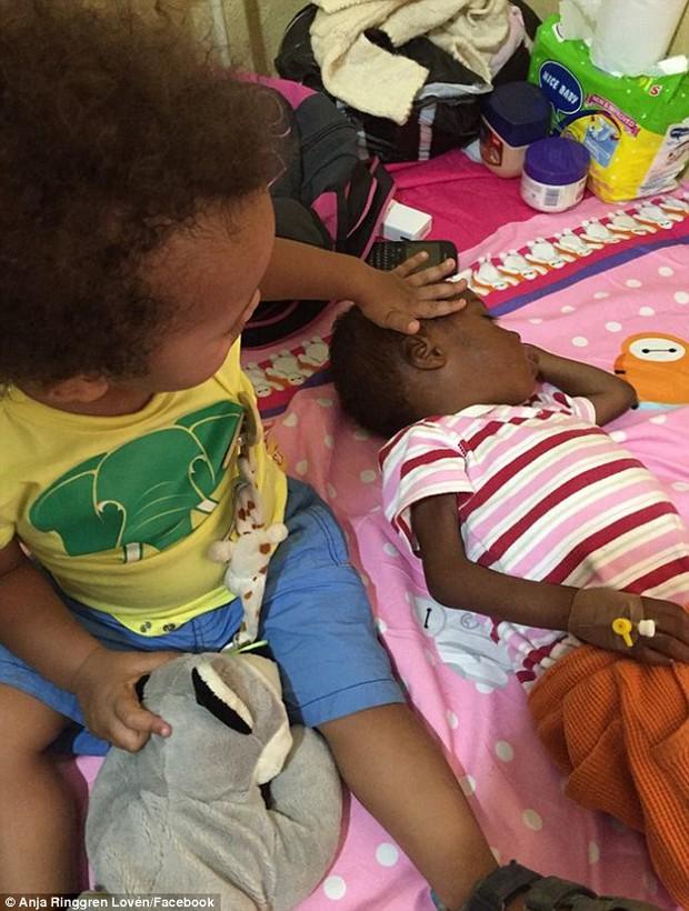 Bức ảnh đau lòng về cậu bé bị bỏ đói đến suýt chết trên đường phố Nigeria - Ảnh 8.
