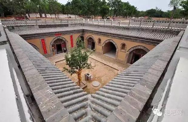 Ngôi làng kỳ lạ nhất Trung Quốc: Toàn bộ người dân đều sống dưới lòng đất - Ảnh 12.