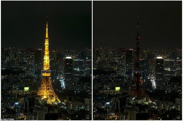 Các công trình nổi tiếng thế giới tắt đèn hưởng ứng Giờ Trái Đất 2016 - Ảnh 8.