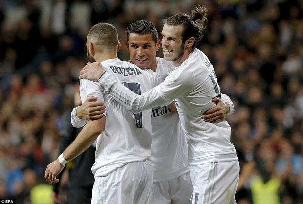 Real Madrid thắng hủy diệt, Bale lập kỷ lục mới tại La Liga - Ảnh 2.
