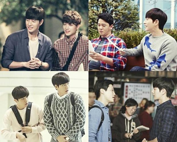 """""""Cheese In The Trap"""": Bấn loạn trước nụ hôn """"hụt"""" trên giường của Park Hae Jin - Ảnh 38."""