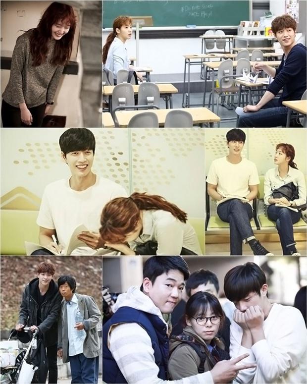 """""""Cheese In The Trap"""": Bấn loạn trước nụ hôn """"hụt"""" trên giường của Park Hae Jin - Ảnh 39."""