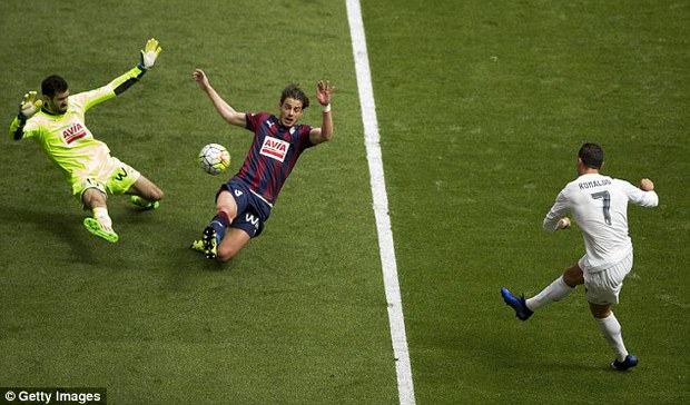 Ronaldo lại lập thêm một kỷ lục vô tiền khoáng hậu đến Messi cũng chào thua - Ảnh 2.