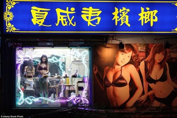 Cuộc sống ít người biết của những nàng Tây Thi bán trầu nóng bỏng trên đường phố Đài Loan - Ảnh 13.