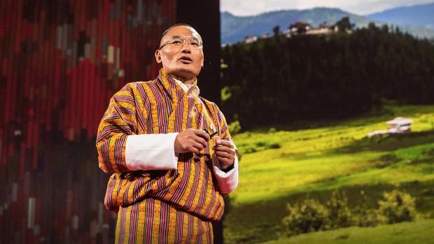 Bài diễn thuyết gây chấn động của thủ tướng Bhutan - quốc gia hạnh phúc nhất thế giới - Ảnh 2.