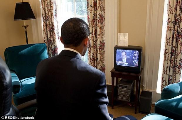 Obama trong bóng tối: Những giây phút cô đơn lúc nửa đêm ở Nhà trắng - Ảnh 4.