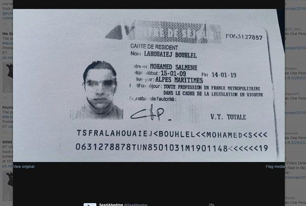 Nghi phạm tấn công khủng bố Pháp: Một ngày nào đó, mọi người sẽ biết tới tôi là ai - Ảnh 1.
