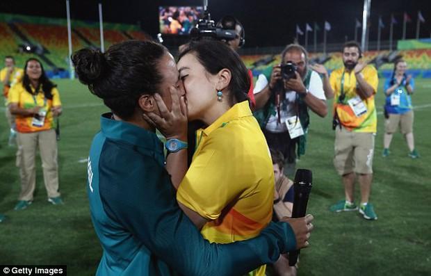 Olympic Rio 2016 trở thành kỳ Thế vận hội lãng mạn chưa từng có - Ảnh 5.