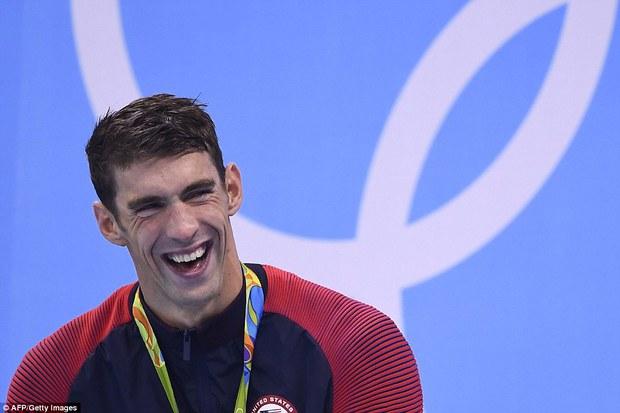 Michael Phelps tiết lộ bí mật động trời về thói quen đi tiểu của các kình ngư ở Olympic - Ảnh 4.