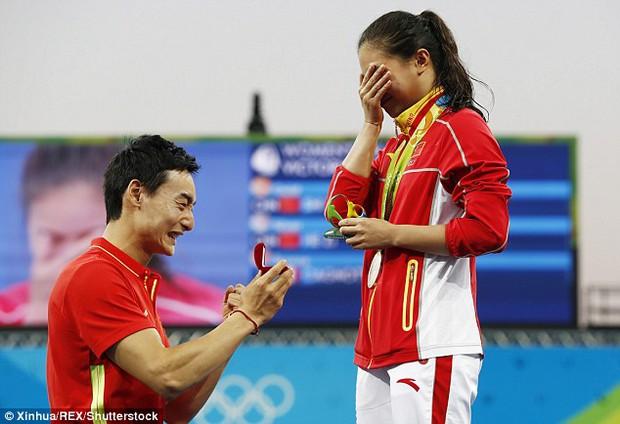 Olympic Rio 2016 trở thành kỳ Thế vận hội lãng mạn chưa từng có - Ảnh 4.