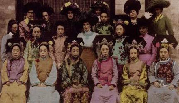 Vẻ đẹp thật sự của các phi tần Trung Quốc thời xưa khiến nhiều người ngã ngửa - Ảnh 15.