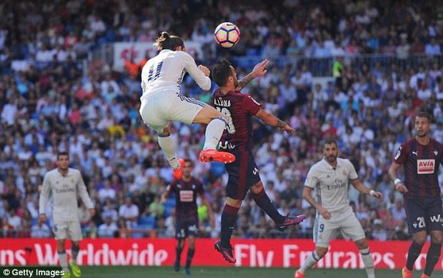 Ronaldo vô duyên, Real Madrid không thắng trận thứ 4 liên tiếp - Ảnh 4.