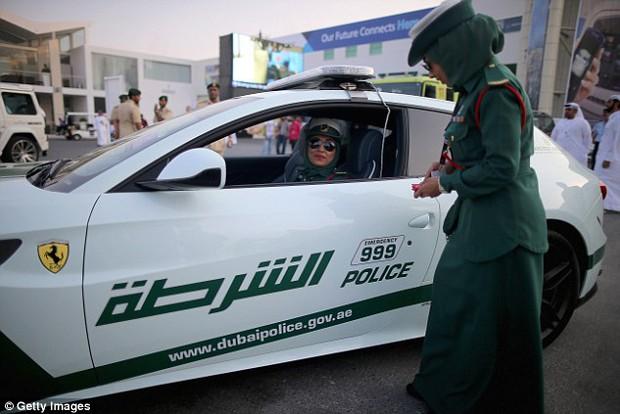 Cảnh sát Dubai giờ đã làm được như thế này rồi - dự đoán tội phạm từ TRƯỚC khi xảy ra - Ảnh 1.