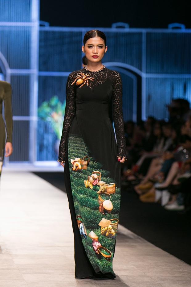 Vietnam International Fashion Week Thu Đông 2016: Nơi linh hồn Việt được thăng hoa - Ảnh 15.
