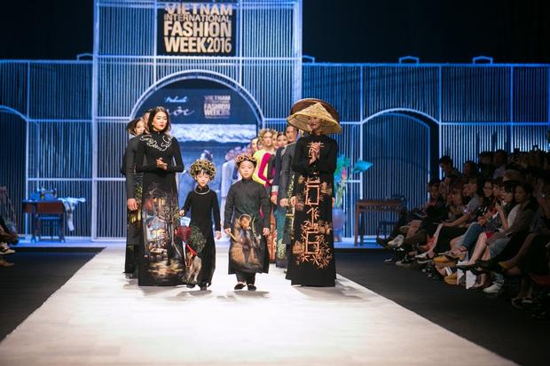 Vietnam International Fashion Week Thu Đông 2016: Nơi linh hồn Việt được thăng hoa - Ảnh 13.