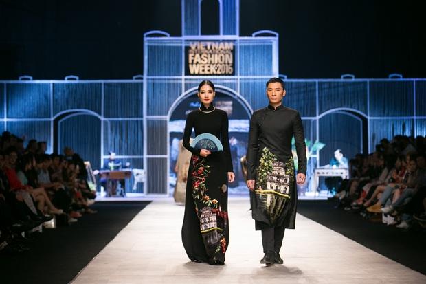 Vietnam International Fashion Week Thu Đông 2016: Nơi linh hồn Việt được thăng hoa - Ảnh 11.